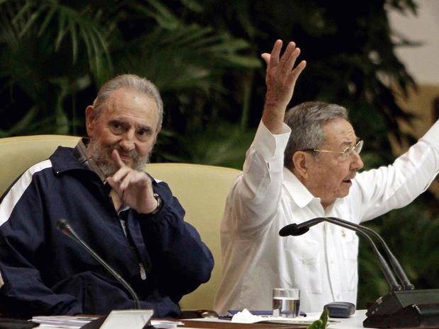 Cuba Fidel Castro Raul Castro
