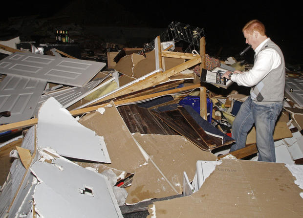 Devastating Missouri storms