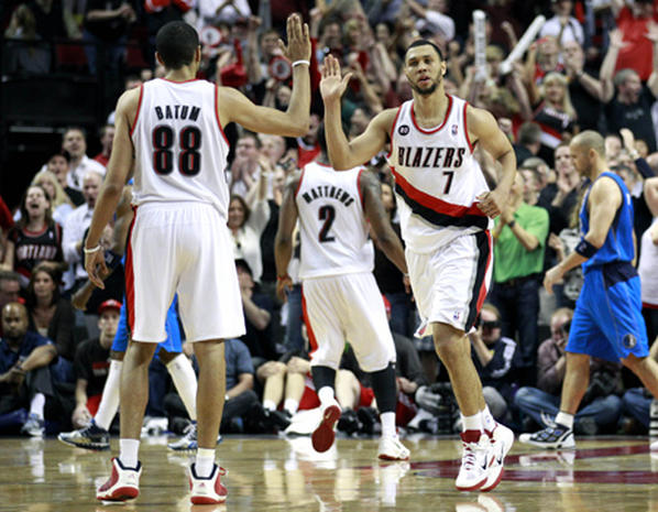 2011 NBA playoffs - opening rounds