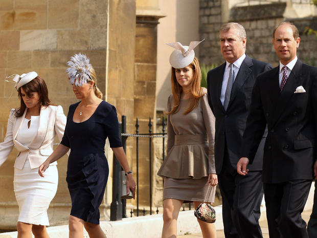 Royal family celebrates Easter
