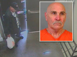 Suspect arrested in bomb left at Colorado mall