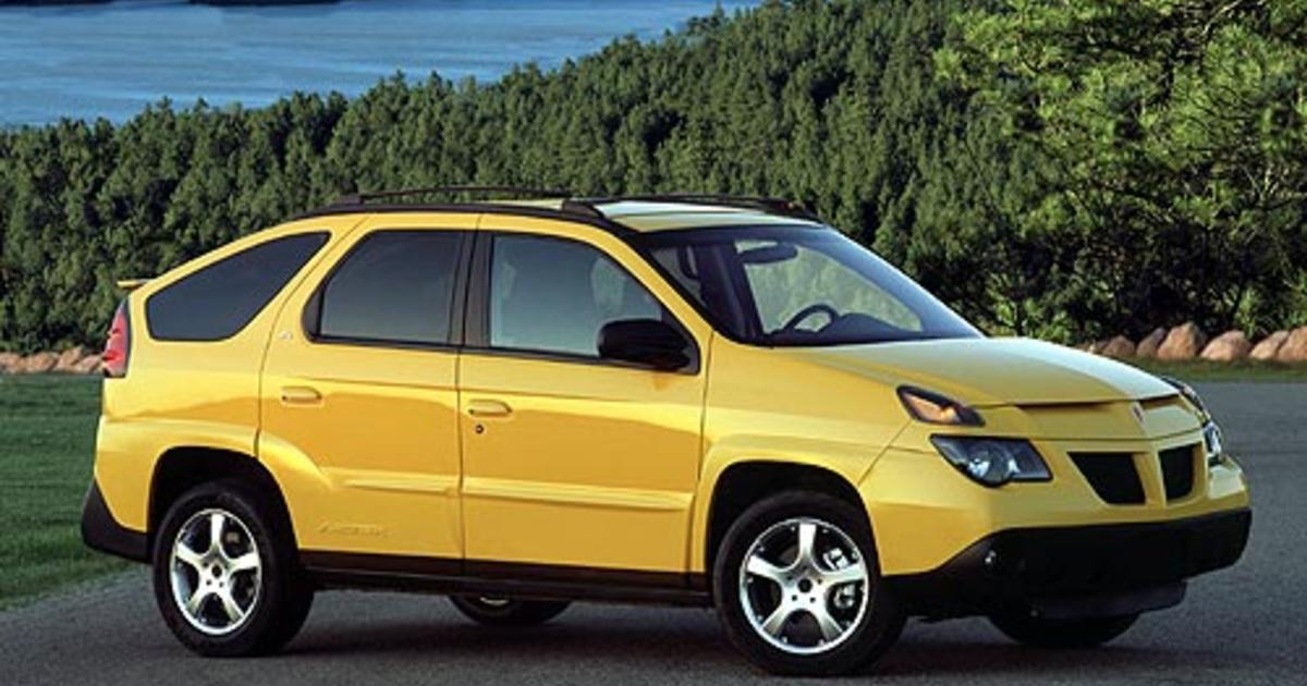 4 Cars That Should Never Have Been Built Cbs News