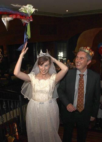 Royal wedding celebrated worldwide