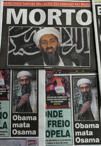 World reacts to Osama's death