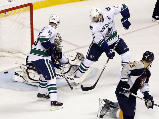2011 NHL playoffs - semifinals