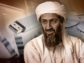 Bin Laden computer files