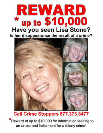 Looking for Lisa Stone