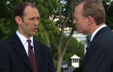 President's top economic adviser previews CBS News' town hall with Obama