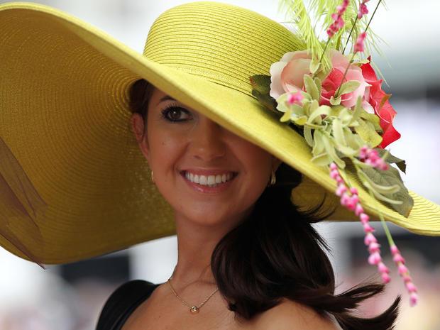 2e31c7d83ec Kentucky Derby hats - Photo 1 - Pictures - CBS News