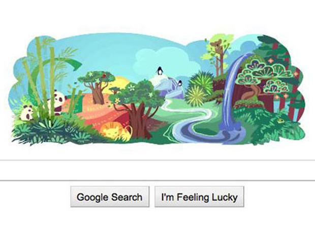 Best of the best Google Doodles