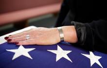 After 43 years, MIA in Vietnam War hero buried