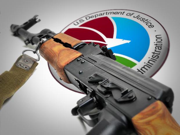 DEA Accidentally Finds Guns from ATF â??Gunwalkerâ?? Case