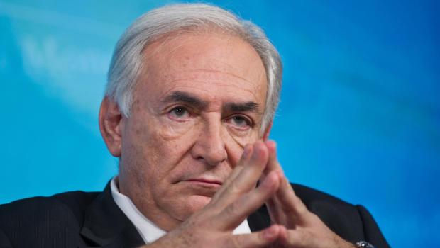 DNA evidence said to link Dominique Strauss-Kahn to NY maid