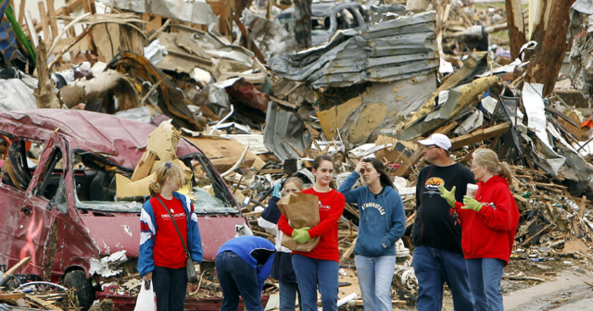 232 missing after Joplin tornado