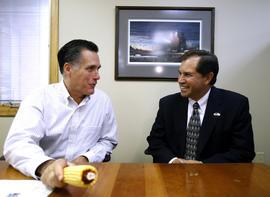 Mitt Romney, Iowa