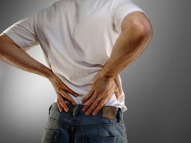 Ouch! 9 myths about low back pain
