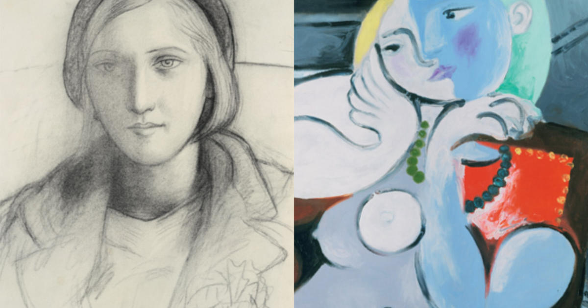 Picasso and his mistress, his muse - CBS News