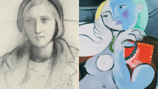 Marie-Therese Walter, Pablo Picasso