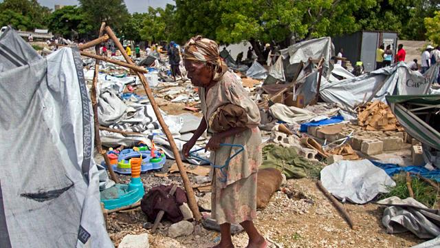 U.S. questions Haitian earthquake death toll