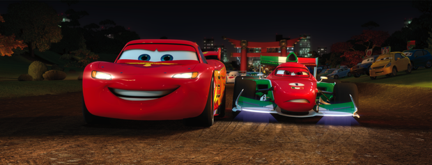 "How tech pushes limits in Pixar's ""Cars 2"""