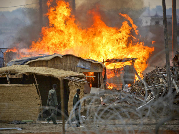 Sudan ethnic cleansing in Abyei