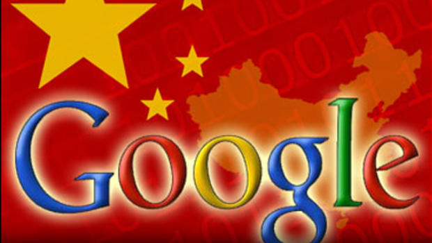 Google says computer hackers in China broke into the Gmail accounts of several hundred people, including senior government officials in the U.S. and political activists.