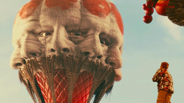 "Designing Terry Gilliam's ""Imaginarium"""