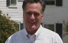 Mitt Romney announces presidential run