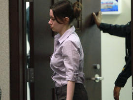 """Casey Anthony Trial: Car air sample was """"overwhelmingly strong,"""" says """"body farm"""" doctor"""