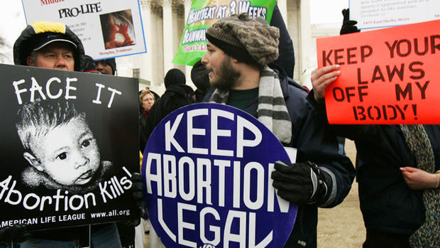 Abortion: 19 states with toughest laws
