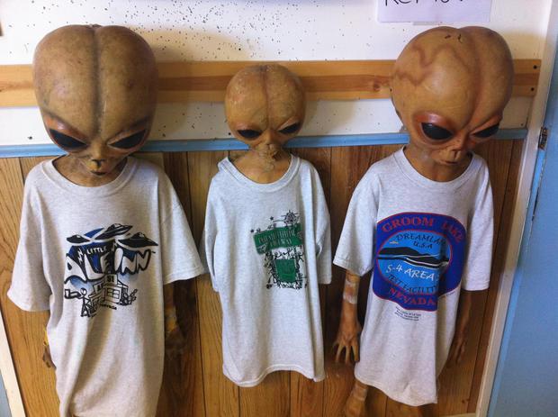 """Inside """"Area 51"""""""