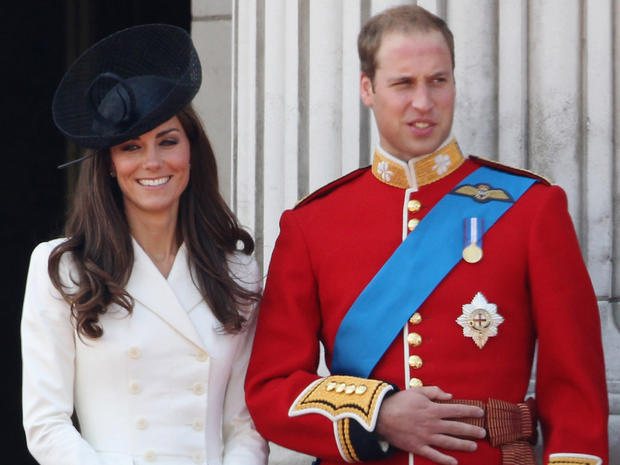 Newlyweds shine at Trooping The Colour - Photo 1 - Pictures