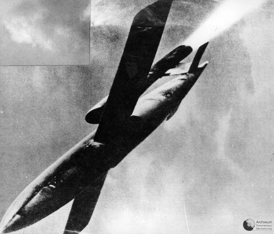 "The technical marvel that was Hitler's ""wonder weapon"""