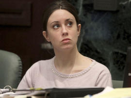 """Casey Anthony Trial Update: Anthony got """"Bella Vita"""" tattoo while Caylee was missing"""