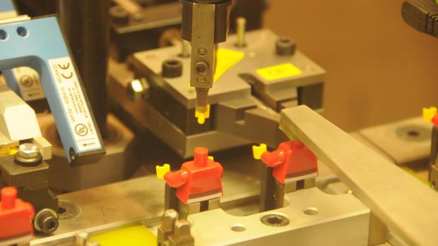 How Lego makes its Lego bricks