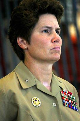 Brig. Gen. Lori Reynolds