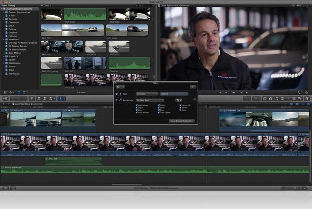 Final Cut Pro X makes debut on Mac App Store - Photo 10