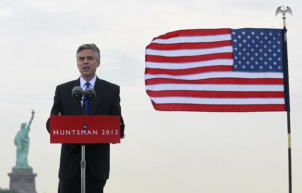 Jon Huntsman's political rise
