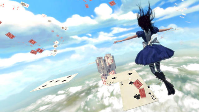 """Alice: Madness Returns"" shatters the looking glass"