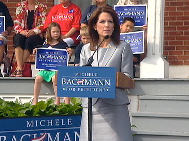 Michele Bachmann in 2004: Homosexuality is
