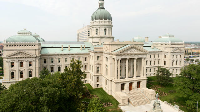 indiana, state capitol