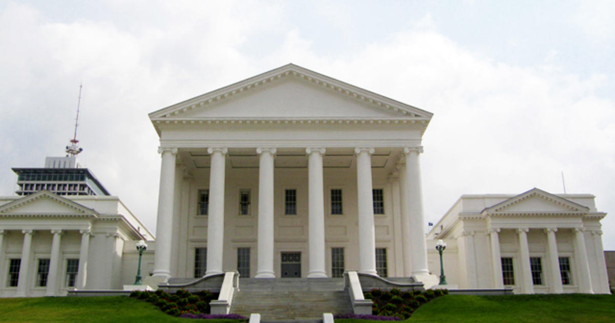 Virginia lawmakers ban guns at state Capitol in first of many expected firearm votes