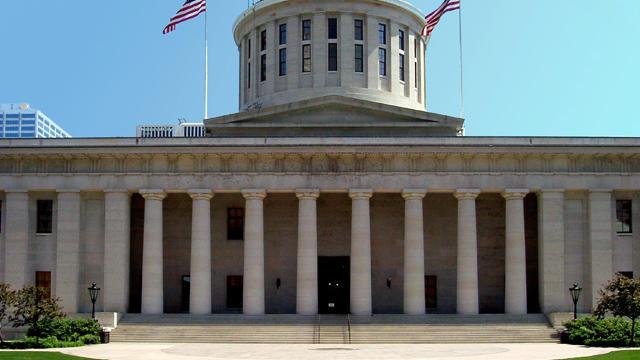columbus, ohio, statehouse