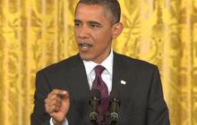 Obama: Fuss over Libya is politics