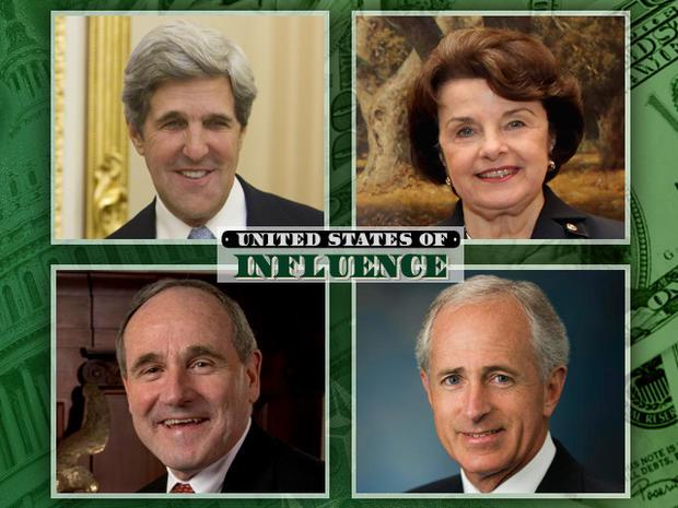 Top 10 wealthiest senators