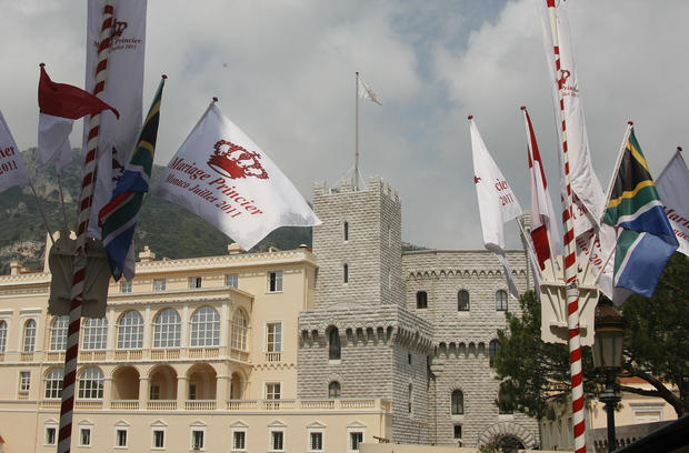 Monaco ready for royal wedding