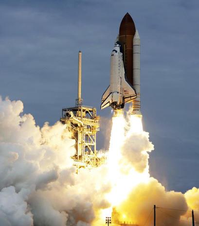 NASA's final shuttle flight