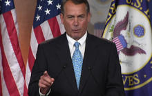 Boehner: Takes two to Tango, Dems not there yet