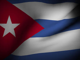 Cuba reports 16 percent online in some capacity