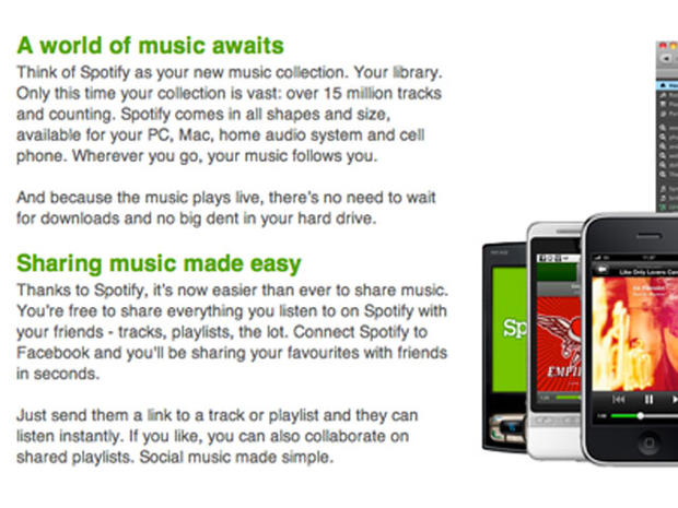 Why Spotify is great news for music lovers